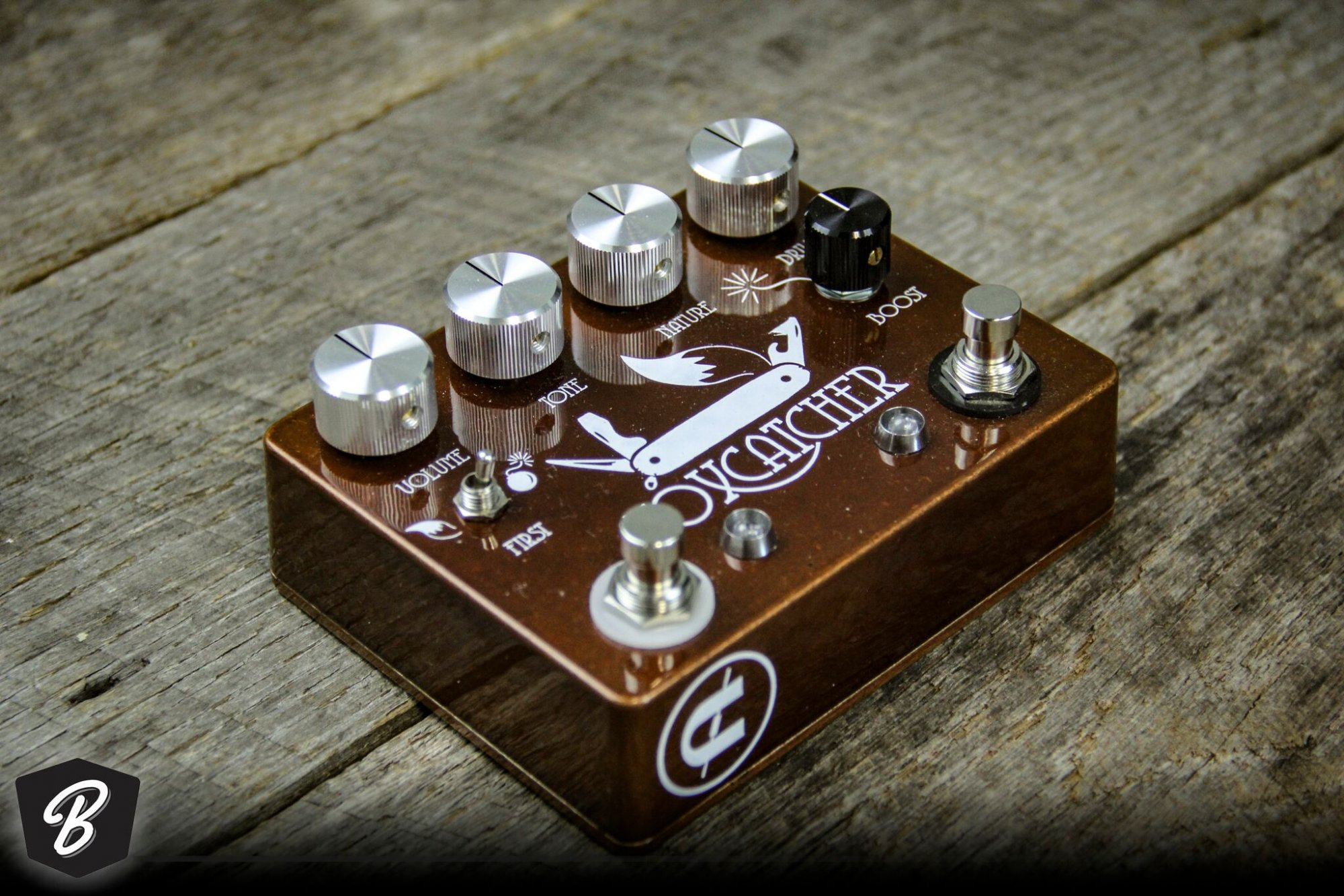 CopperSound Pedals Foxcatcher