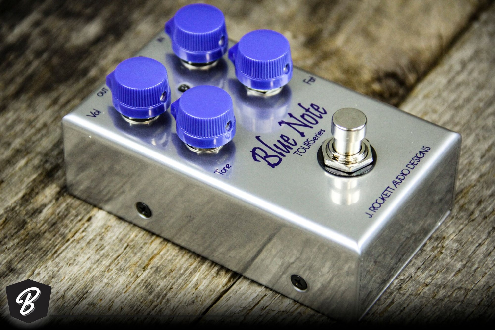J. Rockett Low Gain Blues Drive