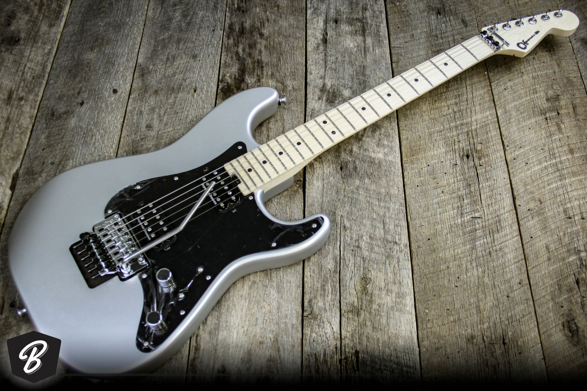 Charvel PRO-MOD SO-CAL STYLE 1 HH FR M