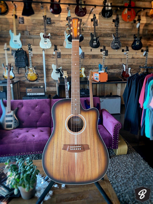 cole clark an2ec blbl sun angel 2 acoustic electric guitar w case 8765456789876. Black Bedroom Furniture Sets. Home Design Ideas