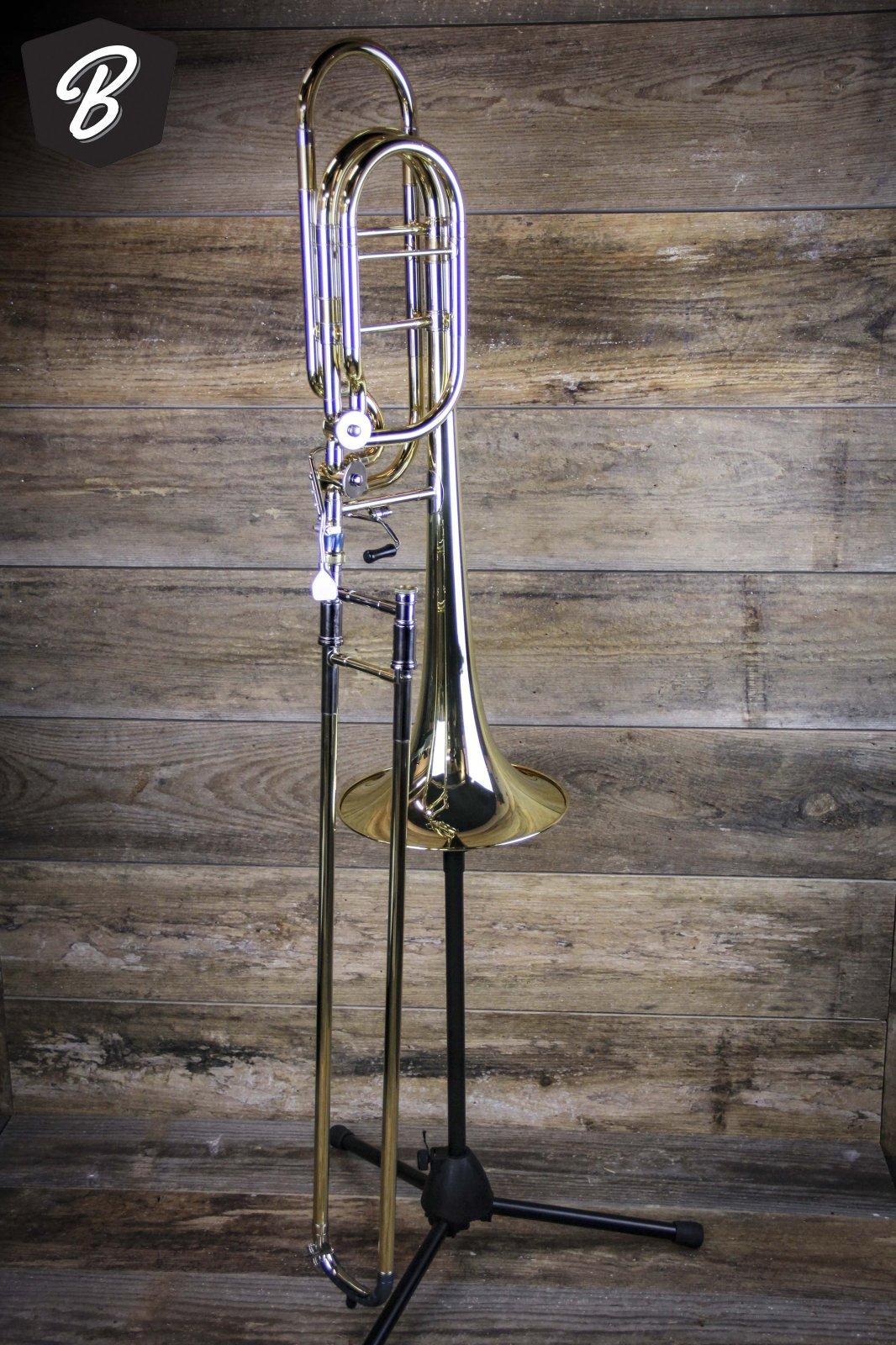 Getzen 1052-FD Bass Trombone w/Hardshell Case