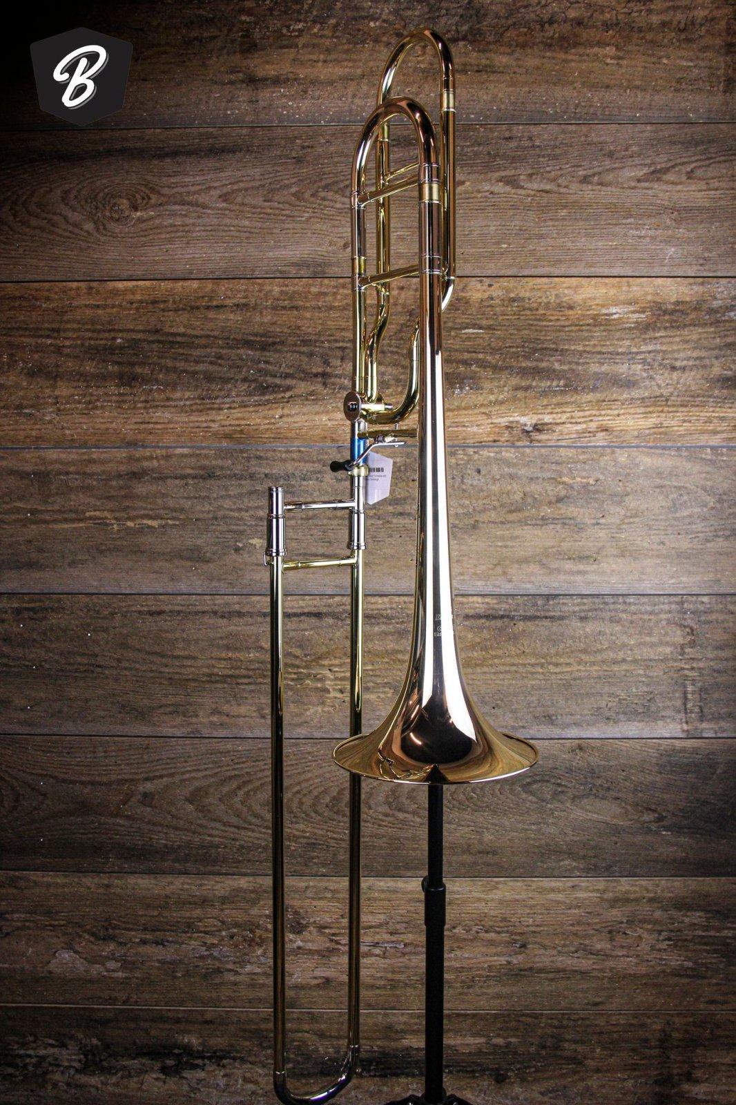 Getzen 725 Tenor F-Attachment Trombone with Case