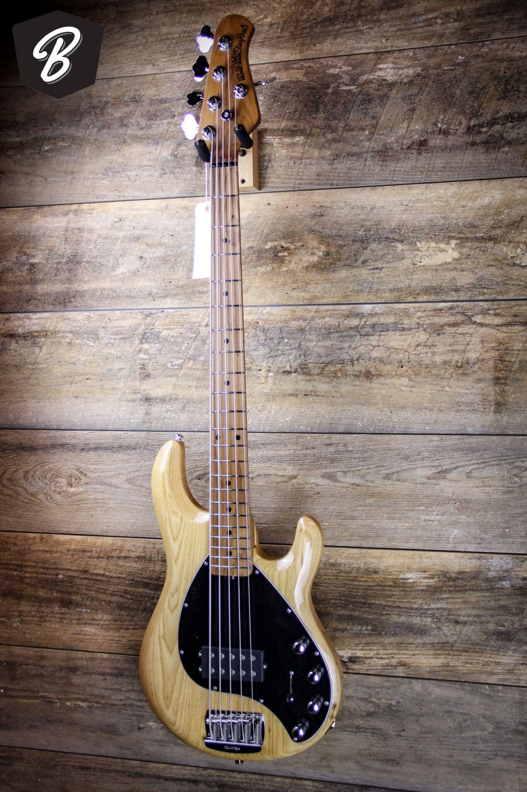Ernie Ball Music Man Stingray 5 Special