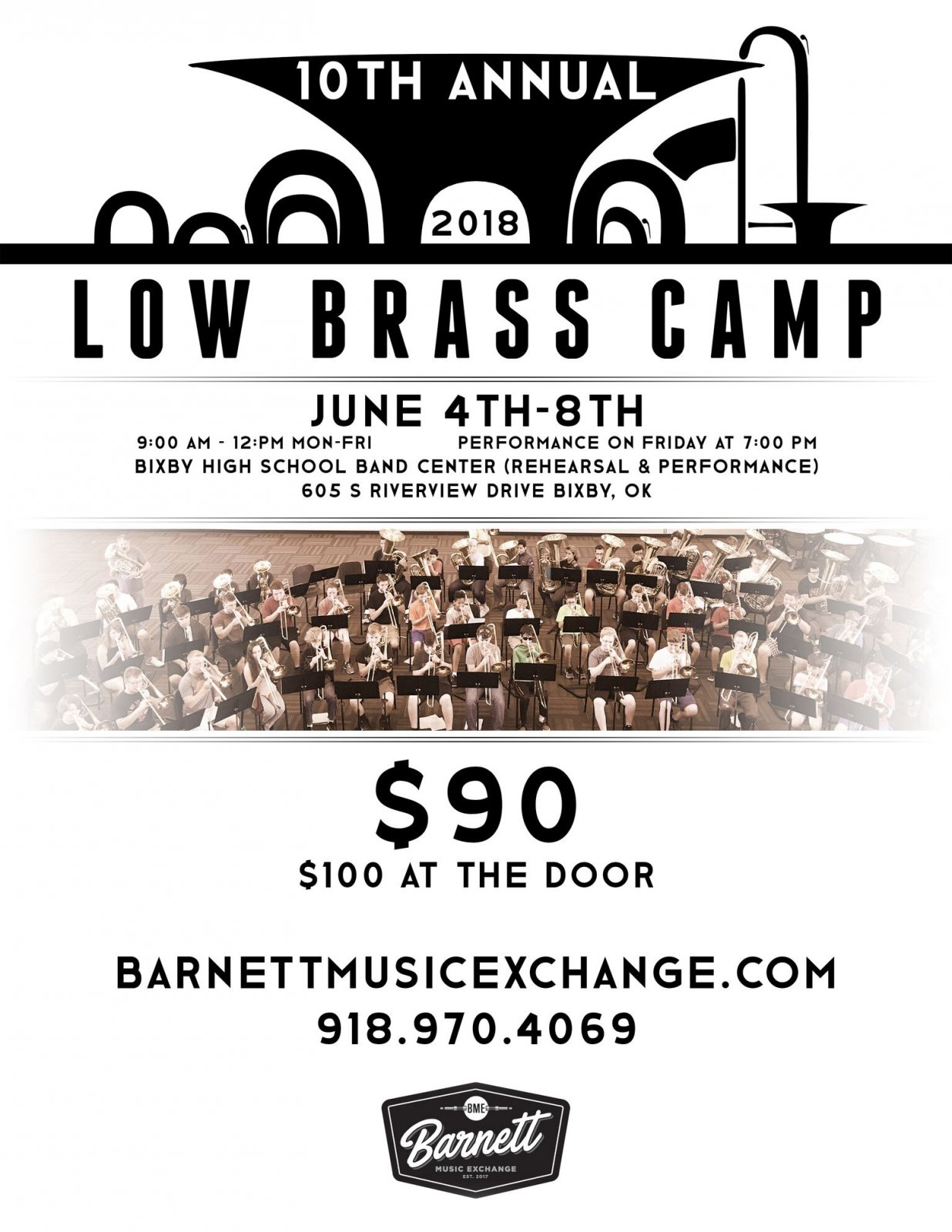 Low Brass Camp