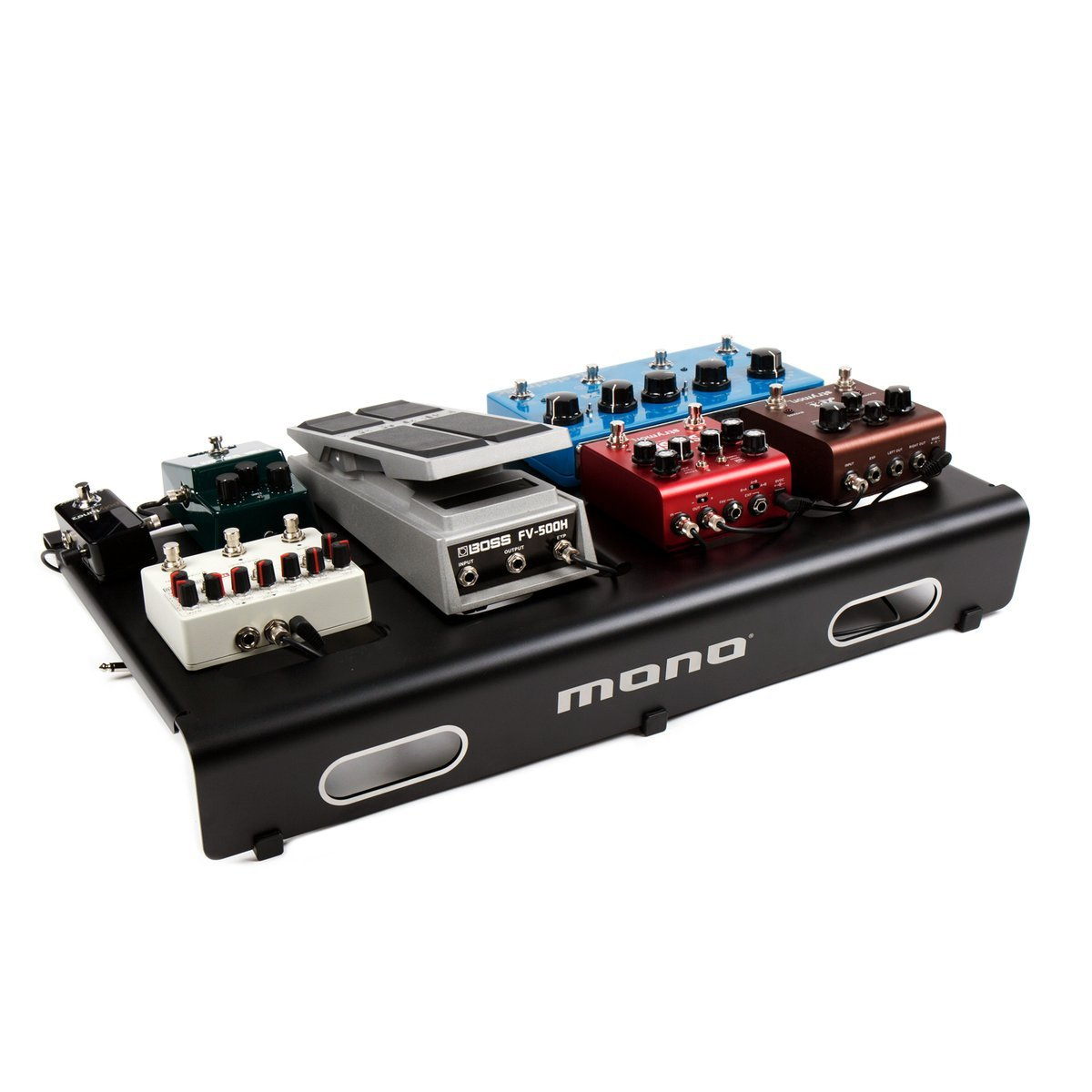 Mono M80 Series Medium Pedalboard in Black