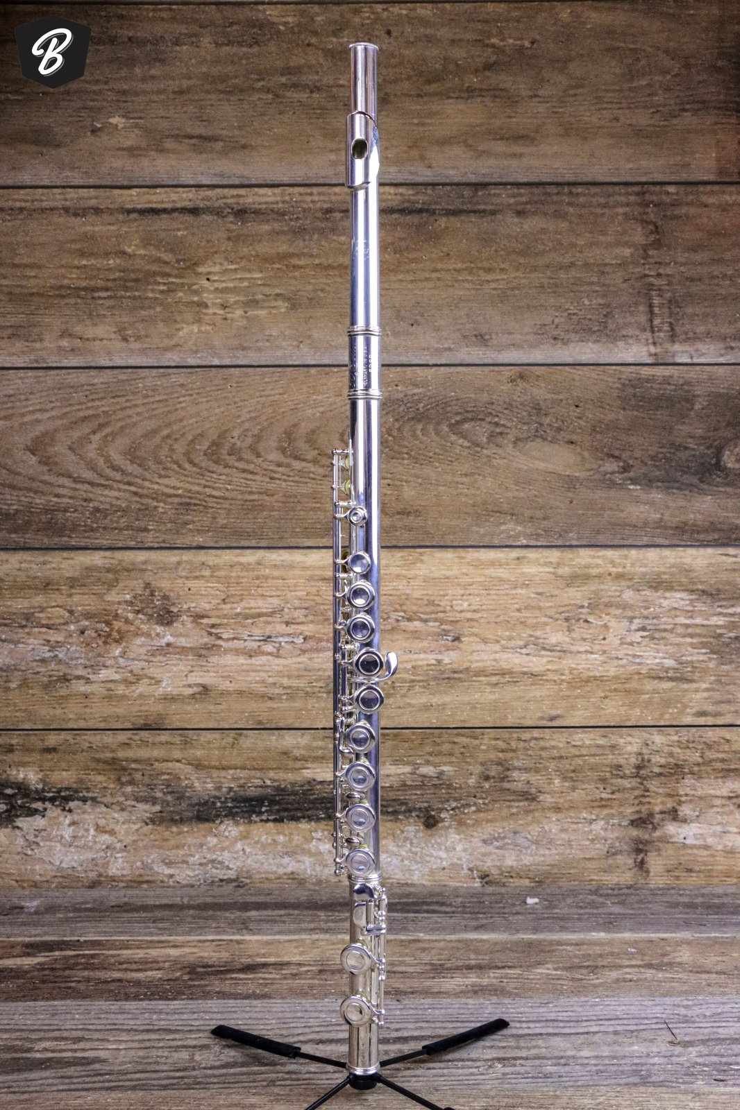 Used Gemeinhardt Flute 52SP w/case