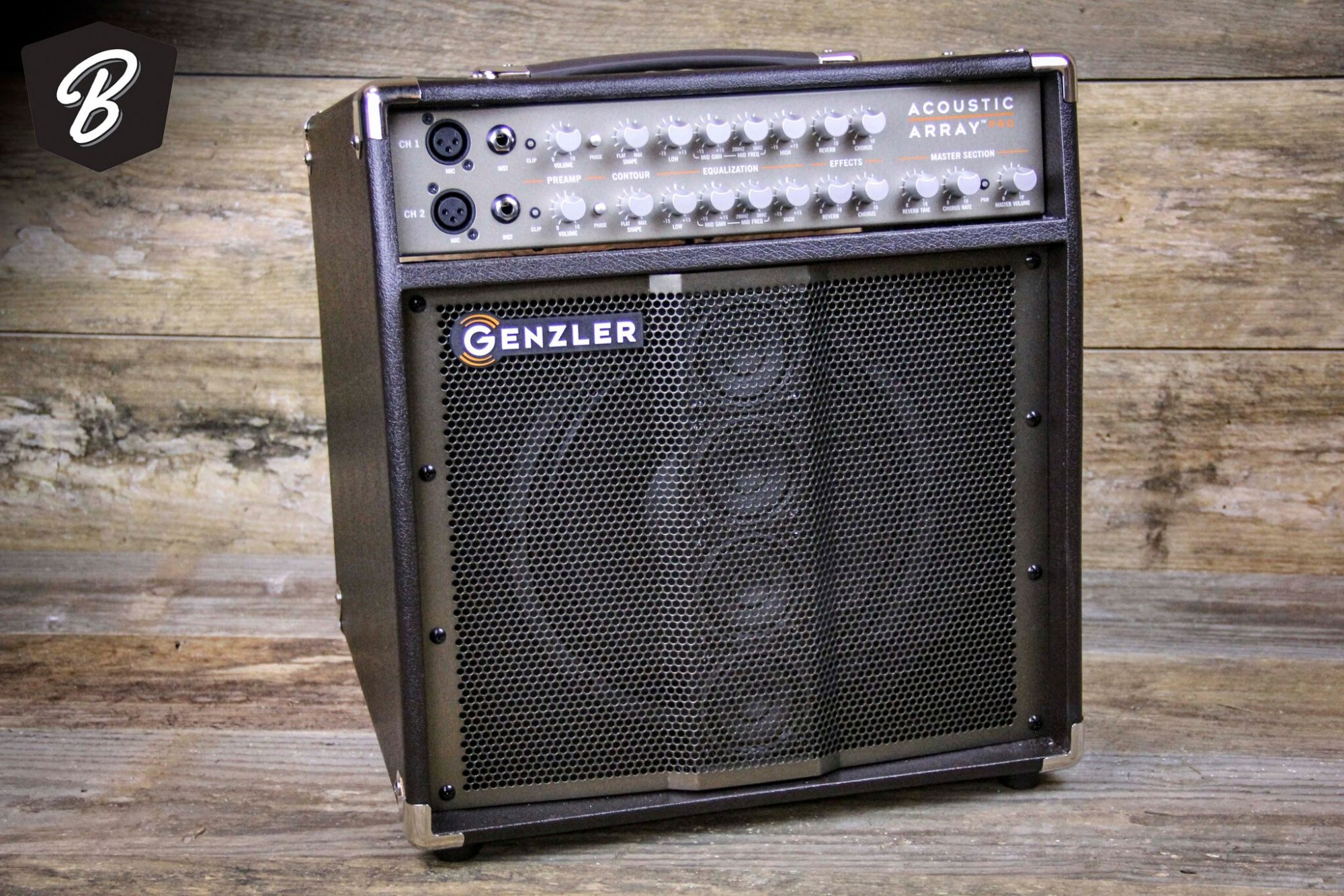 Genzler Acoustic Array Pro 2-Channel Amp