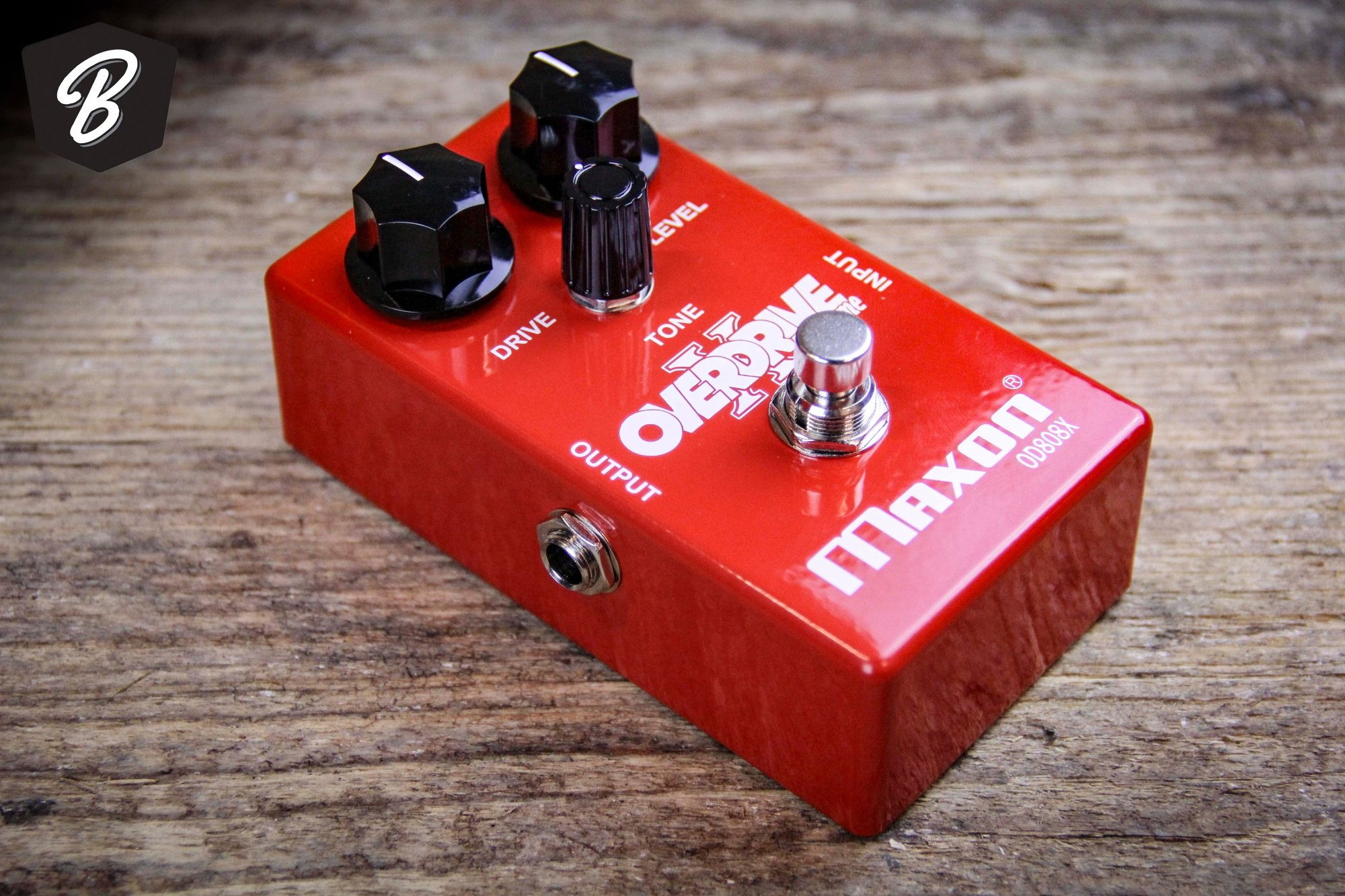 Maxon OD808X Overdrive Extreme - New in Box