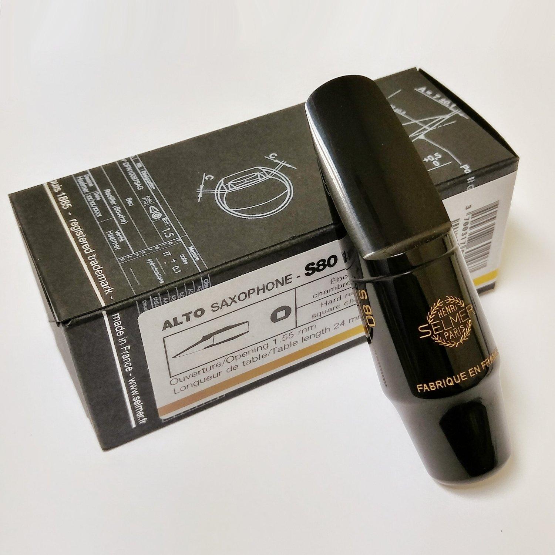 Selmer C* Alto Sax Mouthpiece S80 S402C1