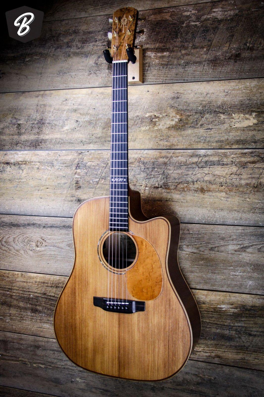 Alvarez Yairi MMY1 Monte Montgomery Acoustic Electric w/Case- 2005 Model