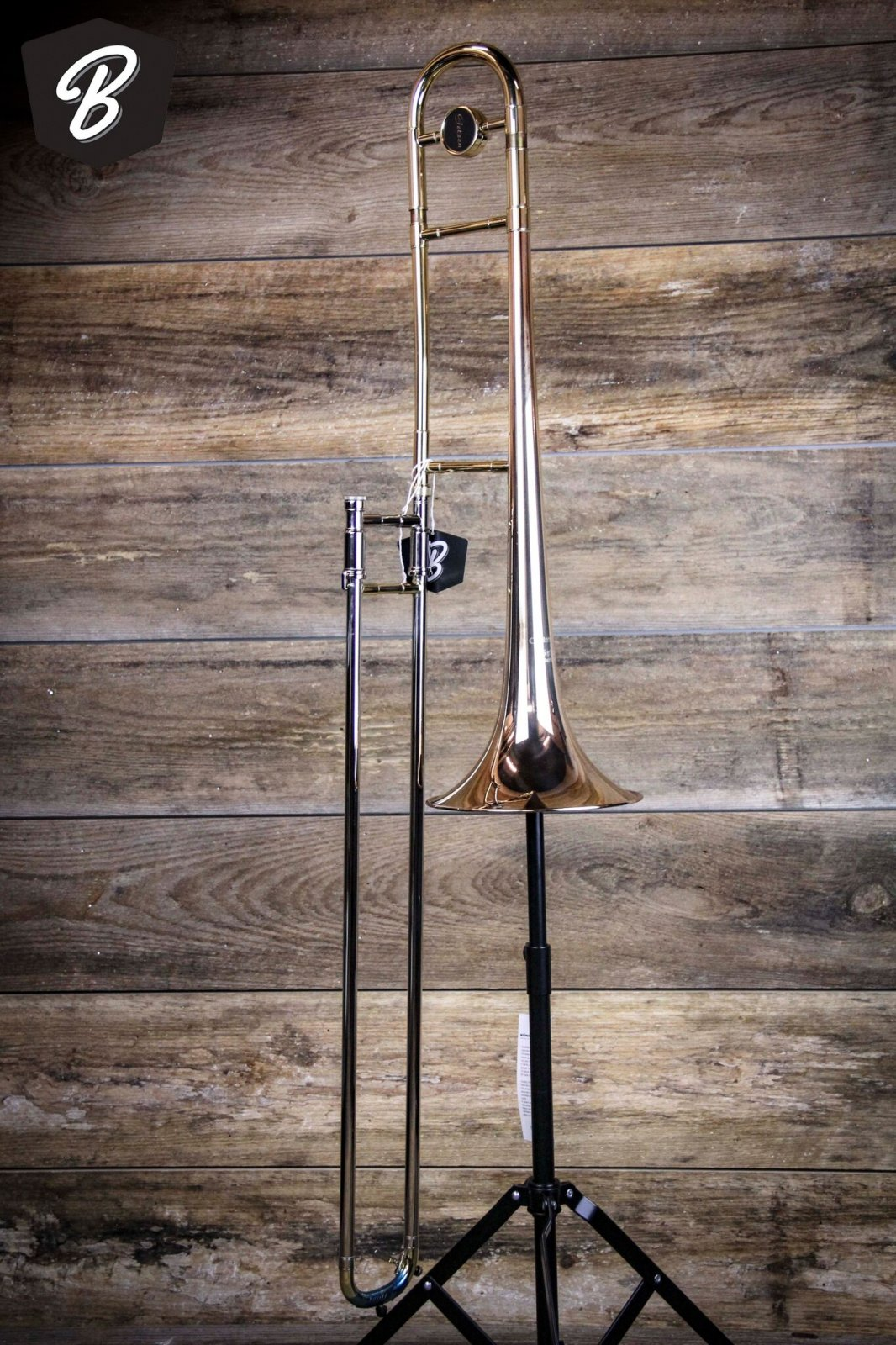Getzen Custom 3508R Trombone w/Case