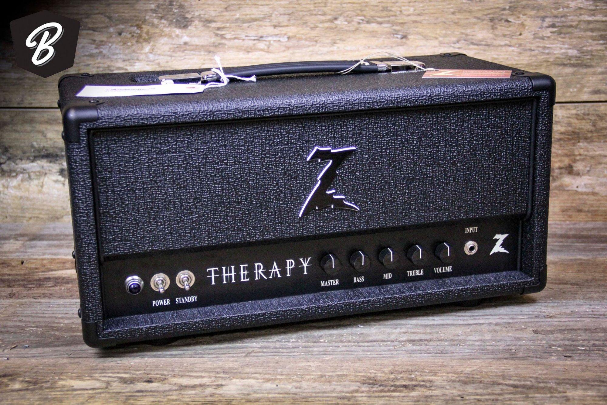 Dr. Z Therapy Head Blackout