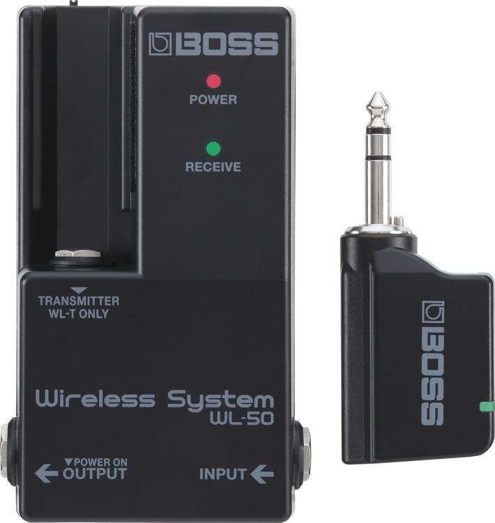 Boss WL-50 Wireless