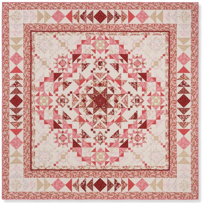Reflected Harmony Quilt Kit
