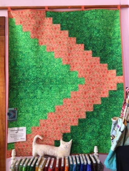 Green River Bohemia Quilt