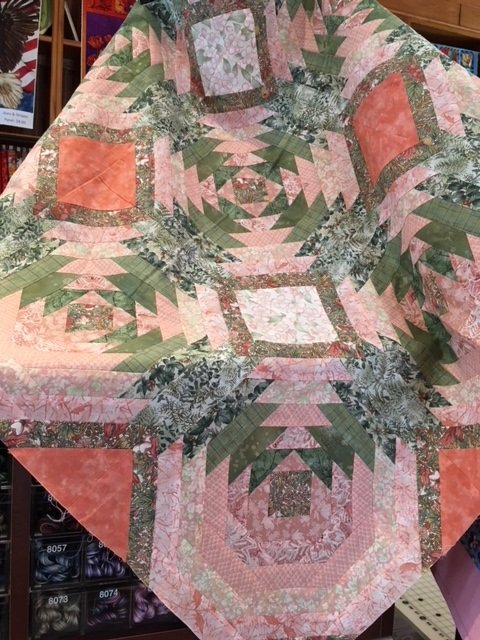Cancelled Pineapple Quilt Workshop
