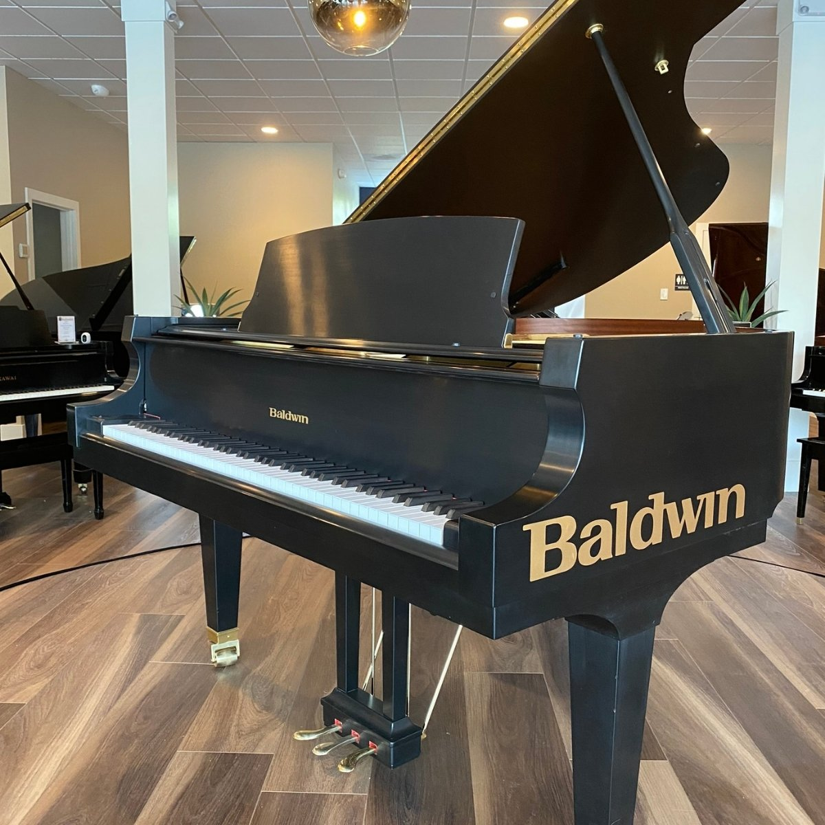 Baldwin 6'3'' BP-190 Satin Ebony