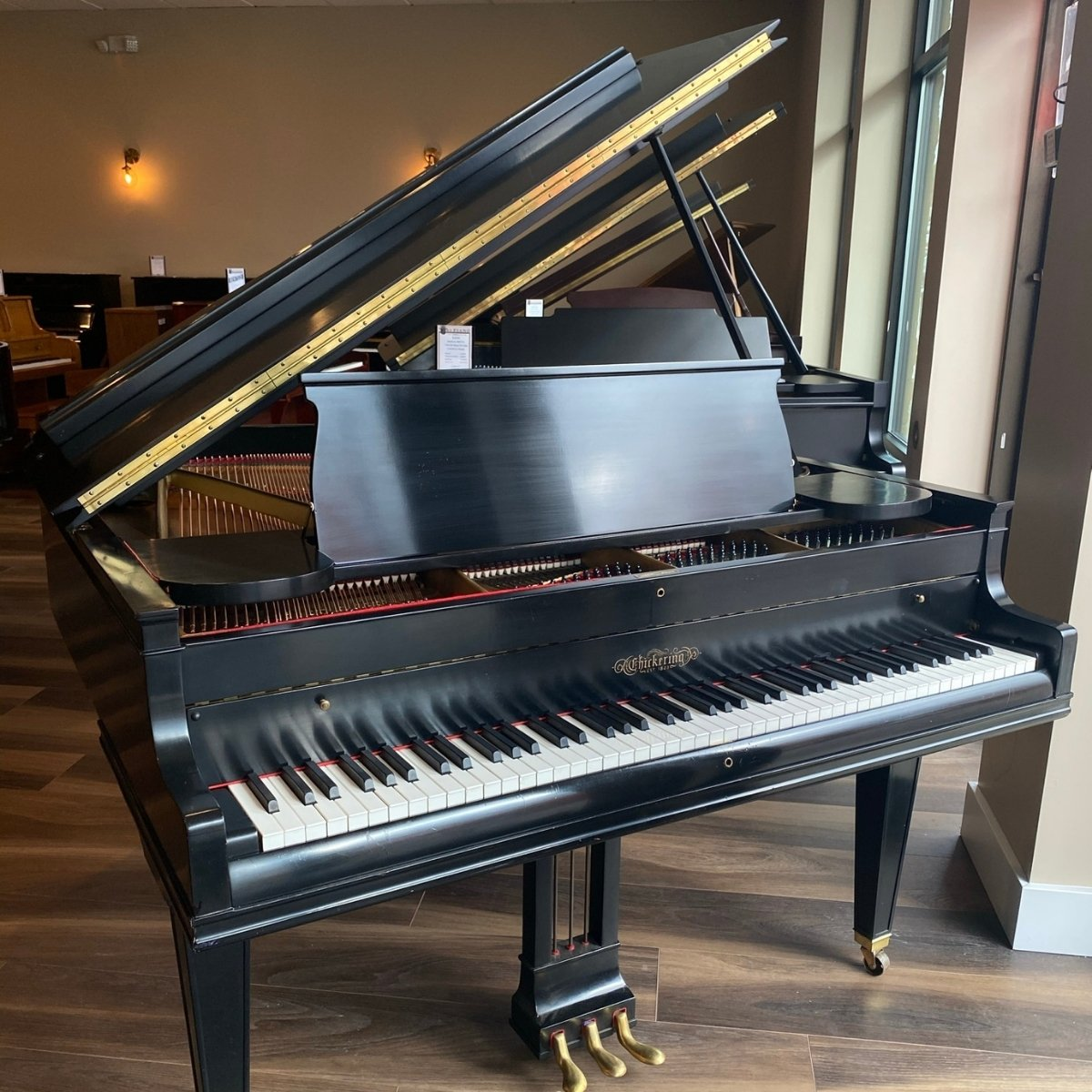 RENTED - Chickering 5'2 Grand Piano