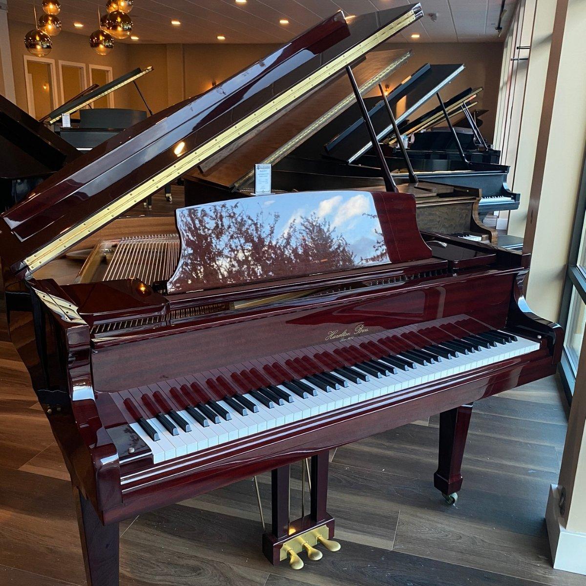 Hazelton Bros 4'7 Model BB-140 Grand Piano