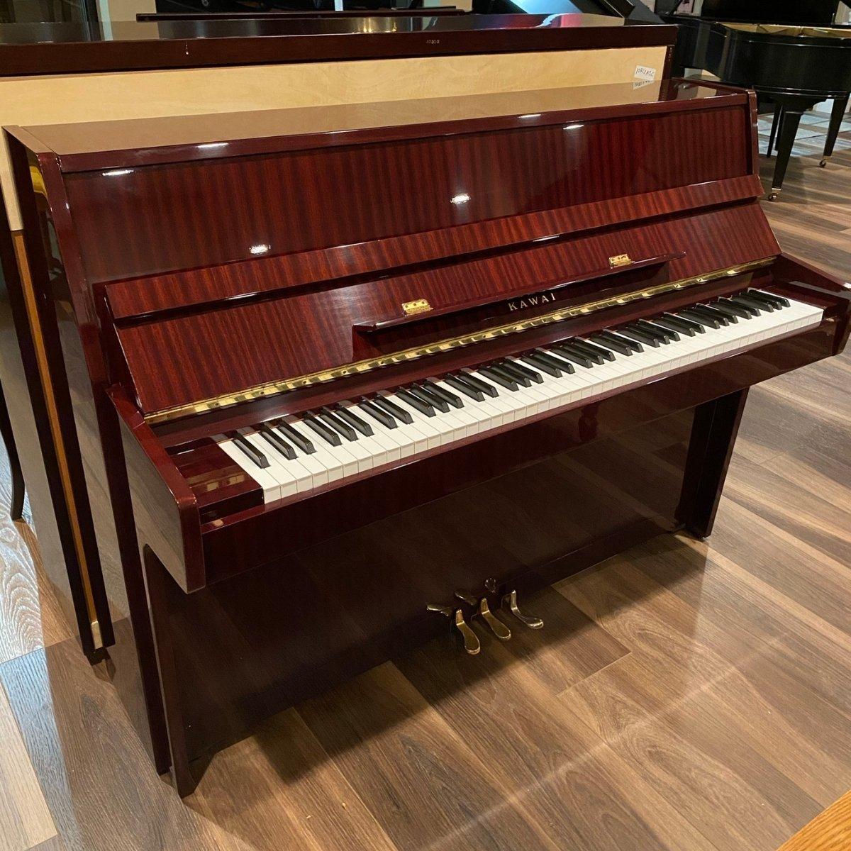 RENTED - Kawai 43 1CE-7N Upright Piano
