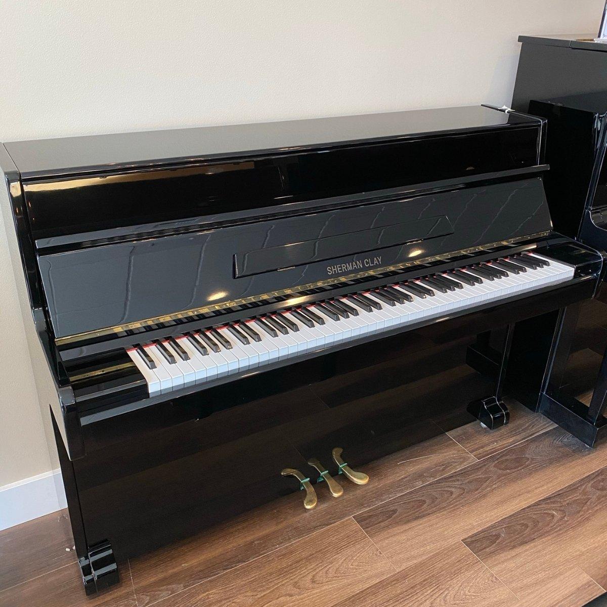 Sherman Clay 43 Model SRS-11 Upright Piano