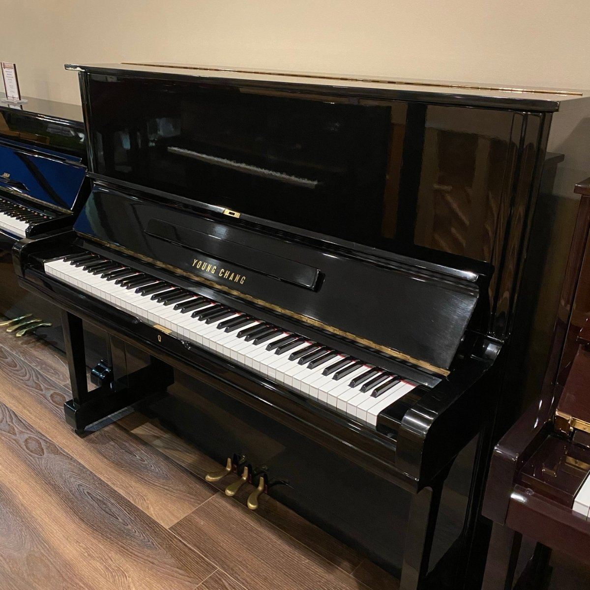 SOLD - Young Chang 51 Model  U-3 Upright Piano