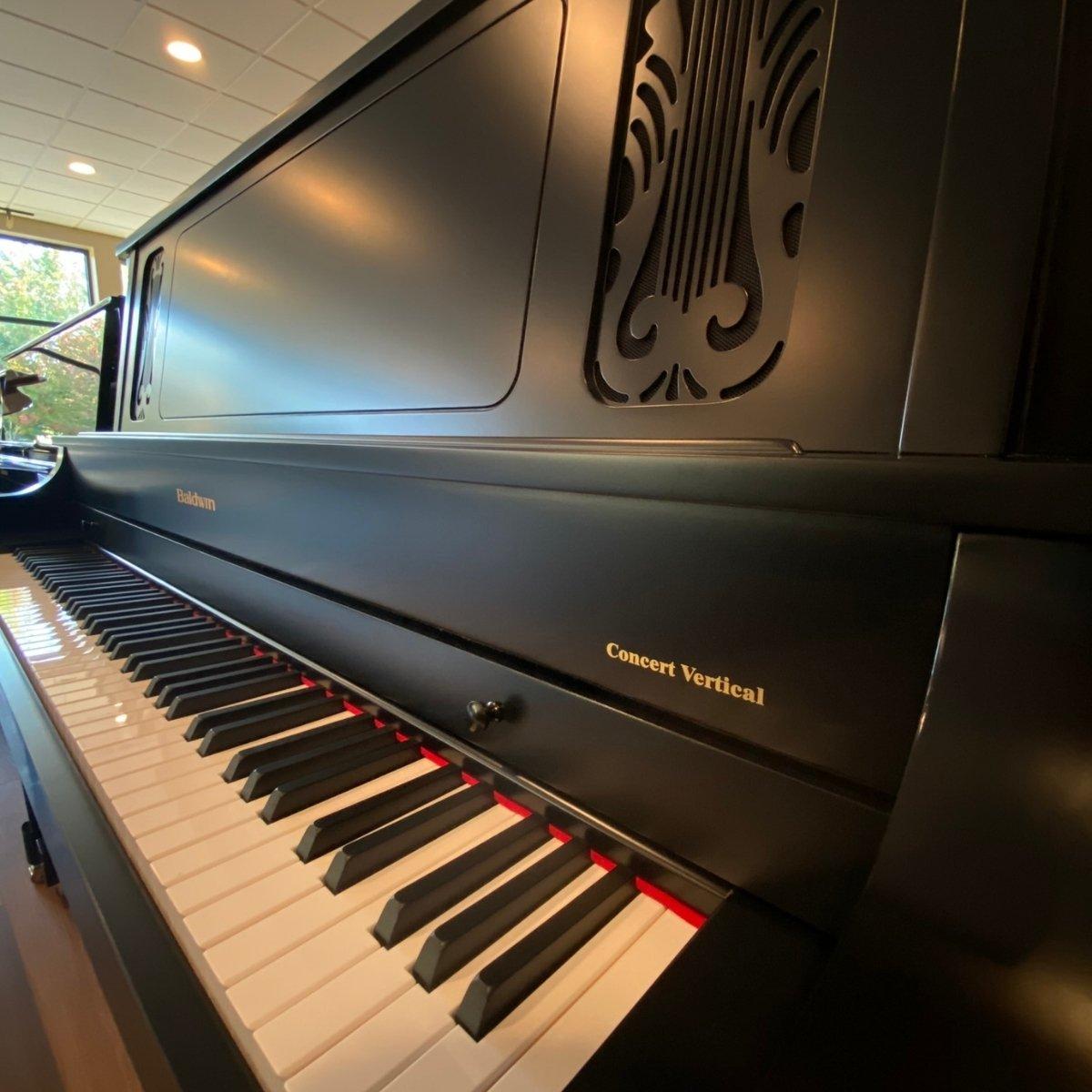 Baldwin 9' 57 B-252 EBY Upright Piano