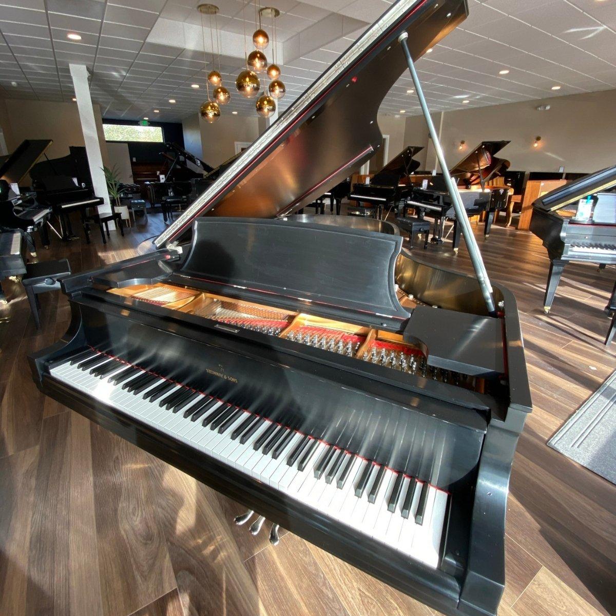 Steinway - Model B Grand Piano