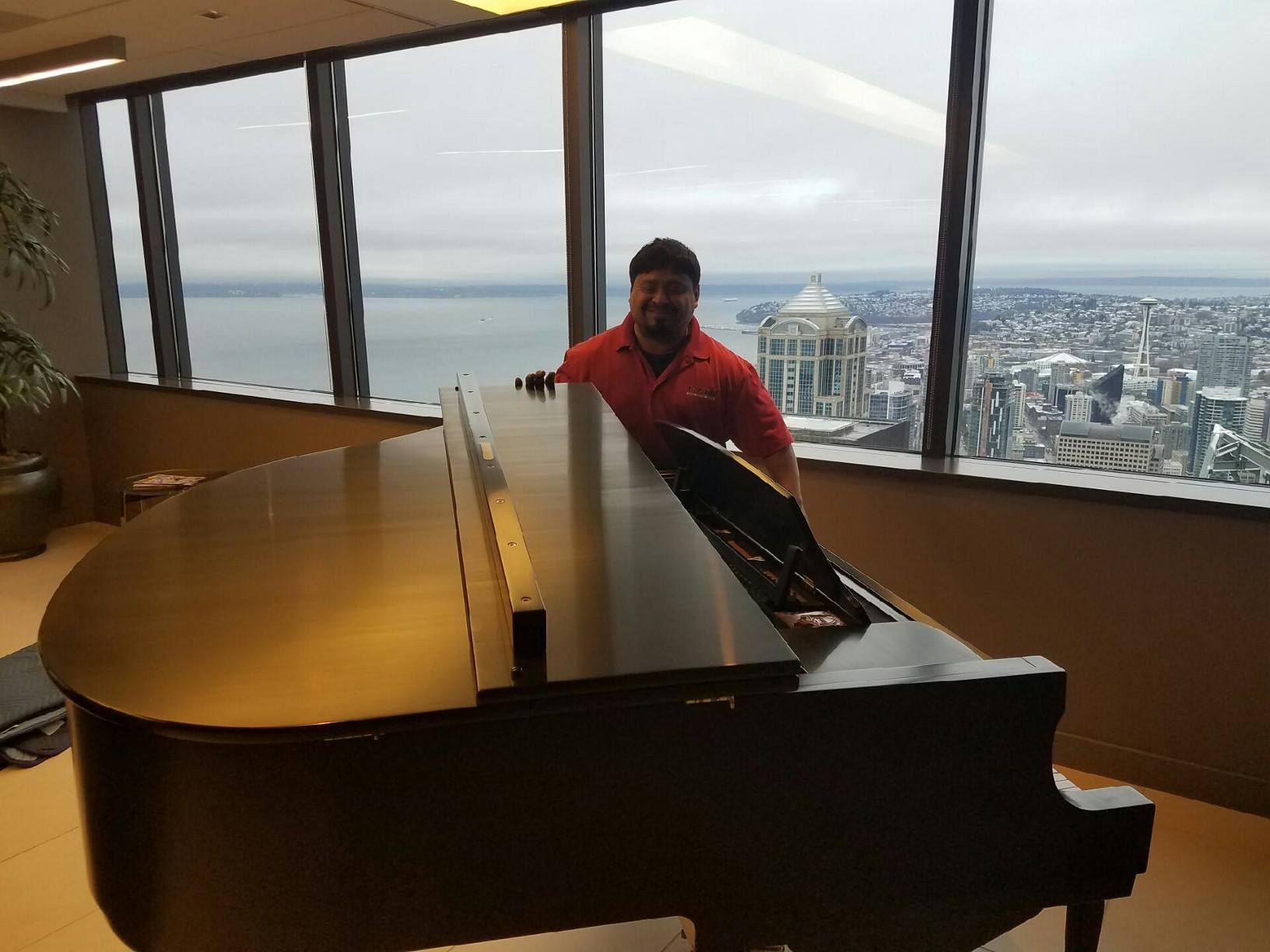 Seattle Washington Piano Movers, and Piano Storage