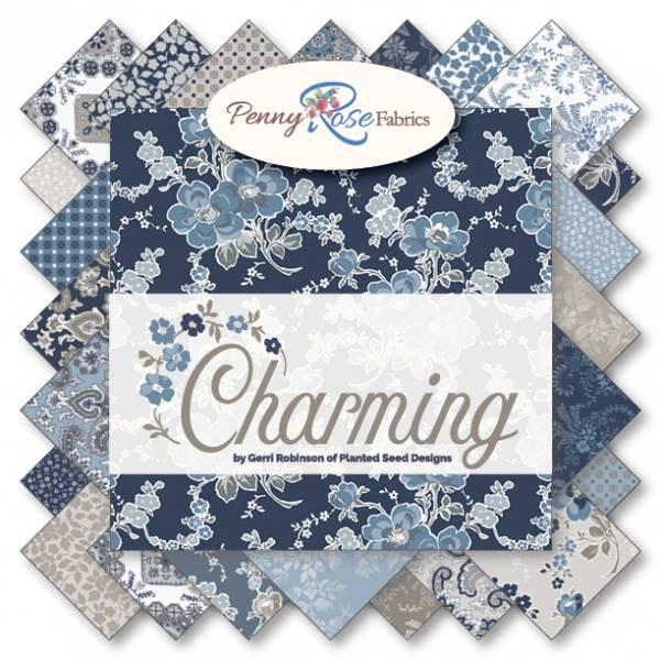 Charming 5 Inch Stacker 42 Pcs