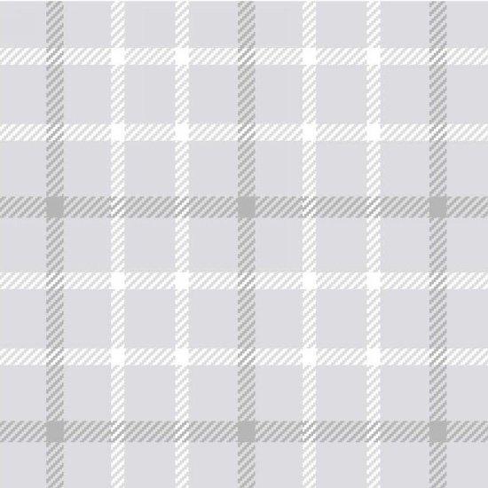 Local Color Yarn Dyed Flannel-Grey Plaid