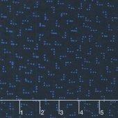 Modern Batiks - Dots Dark Blue - 3760-79