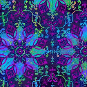 Aflutter Studio E Fabric by Designer Elizabeth Isles  3914-77