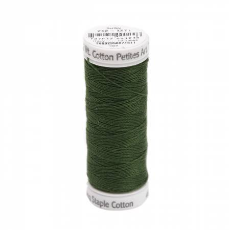 Cotton Thread 2-ply 12wt 50yds Evergreen