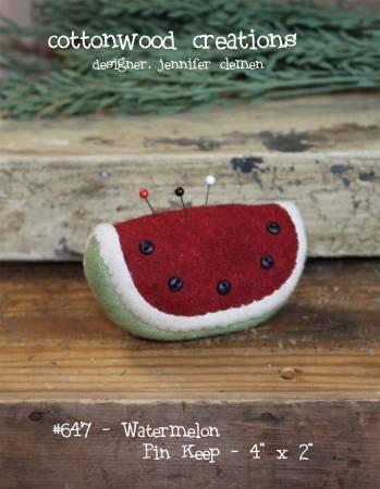 Watermelon Pin Keep # CWC647