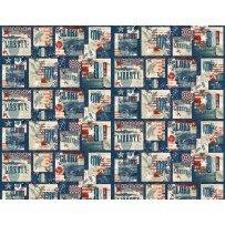 Land of Liberty - Sampler Multi - 3009 24037 423