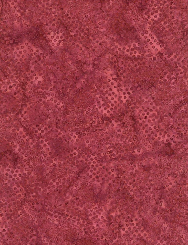 Caviar Batik Tonga-B3942-Merlot