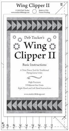 Wing Clipper II # UDT08