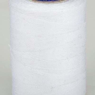 Cotton Machine Quilting, 1200yds, White