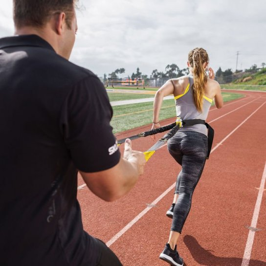 Run faster with SKLZ Acceleration Trainer