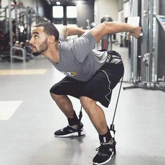 Jump higher training with SKLZ HOPZ
