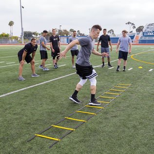 Developing athletes through sports performance training