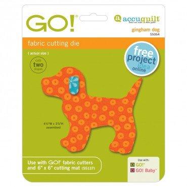 GO! Gingham Dog