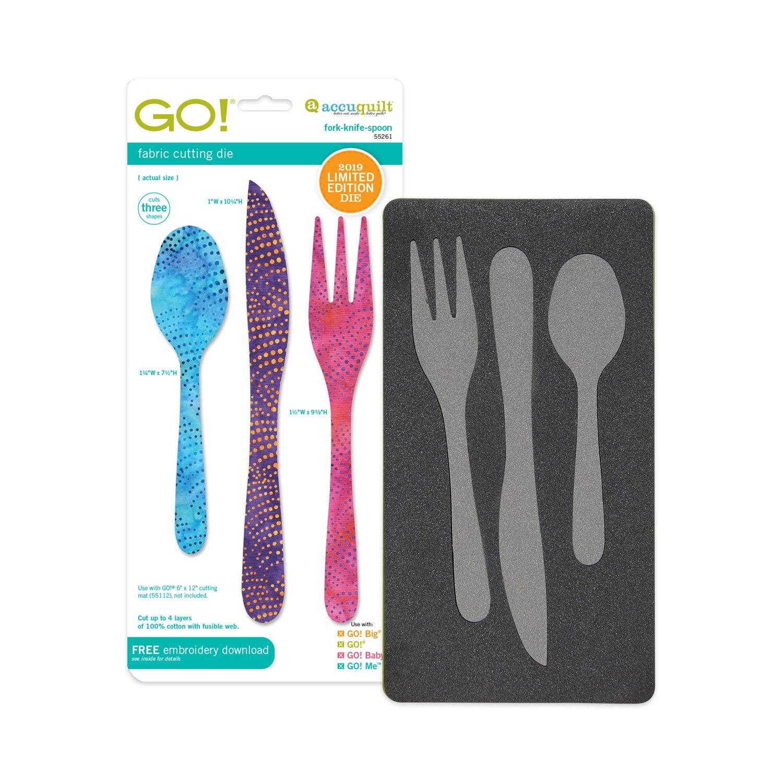 GO! Fork-Knife-Spoon 55261