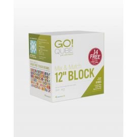 GO! Qube Mix & Match 12 Block 55778