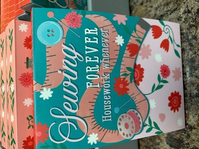Pocket Note Pad Sewing Forever