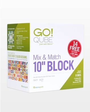 GO! Mix & Match 10 Block