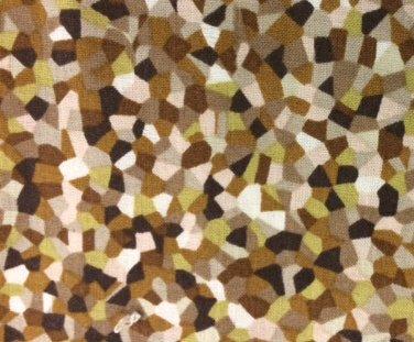 Optix - Geometric - Gold/Brown