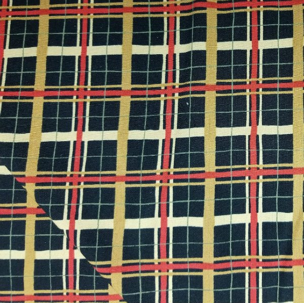 Plaid from Poppies Design