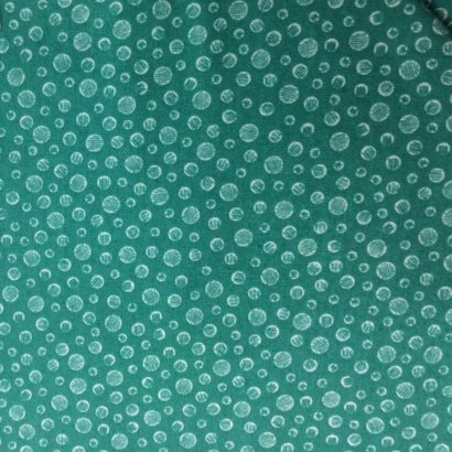 Sweet & Sassy - Green Polka Dots